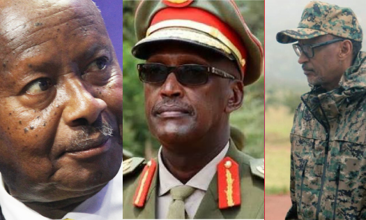 Why the Military and Police have arrested Presidential hopeful Rtd Lt. Gen. Henry Tumukunde