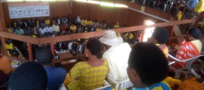 Don't be moles, NRM coordinators cautioned.