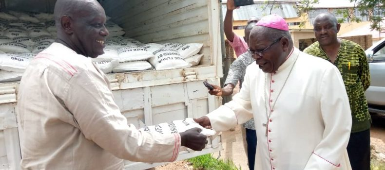 Don't attack security officers – Archbishop Bakyenga