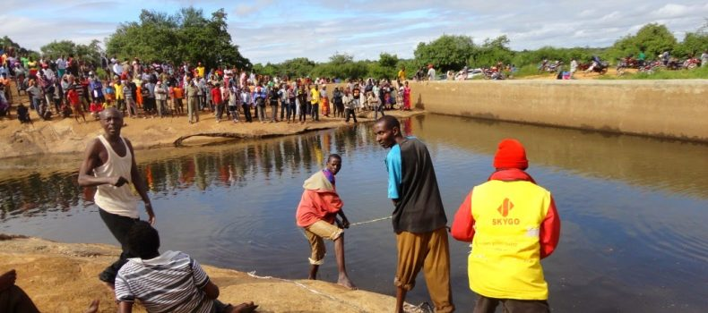 Two drown in Dam in Ibanda