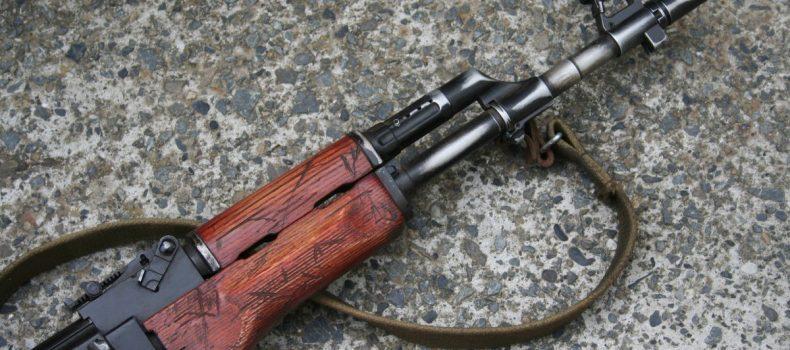 Stolen Gun in Kisoro Recovered
