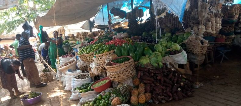 Mbarara central market traders forced to sleep inside the market