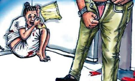 70 year old man arrested for defiling his granddaughter.