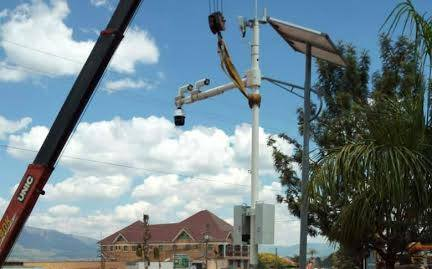 CCTV Cameras installed in Ibanda and Mbarara