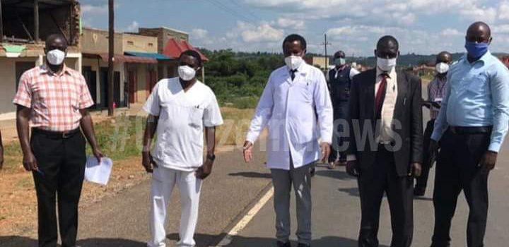 Mbarara regional referral hospital  admits 3rd COVID_19 patient
