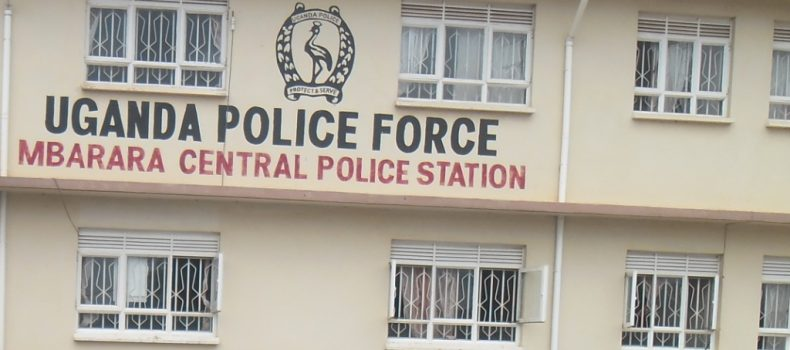 Mbarara police stranded with unidentified body
