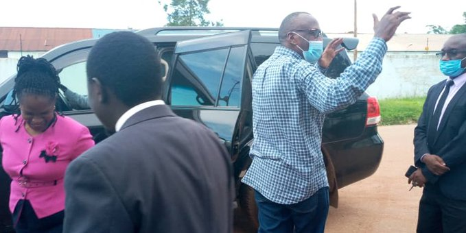Inside Gen. Tumukunde's task force after securing bail