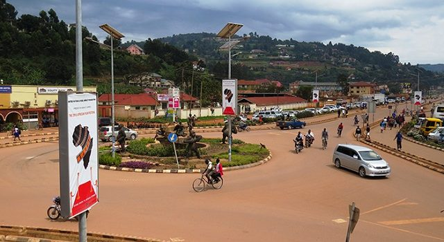 Bubare Sub County and three parishes annexed to Kabale district