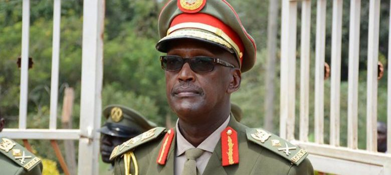 Rtd Lt. Gen. Henry Tumukunde ready to deposit his Kololo land title for bail