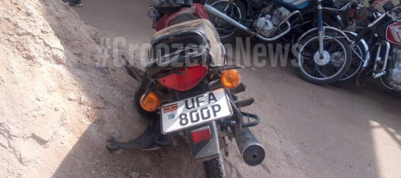 Mbarara-Ibanda road accident claims one person