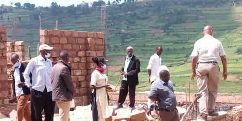Kabale authorities halt Health Centre III construction landing Sigma Technical Services in trouble