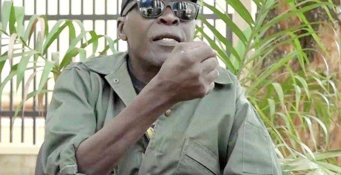 Maj. Gen. (Rtd) Kasirye Gwanga passes on