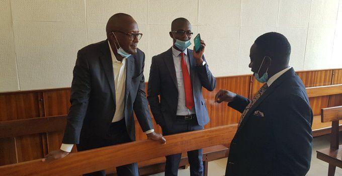 Rtd Lt. Gen. Henry Tumukunde's case adjourned