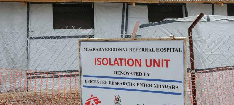 Mbarara Referral Hospital discharges 5 COVID-19 patients