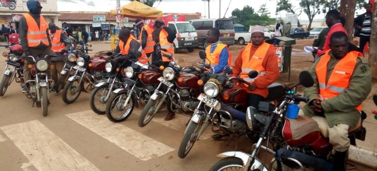 Boda boda cyclists ask to be considered as Mbarara becomes city