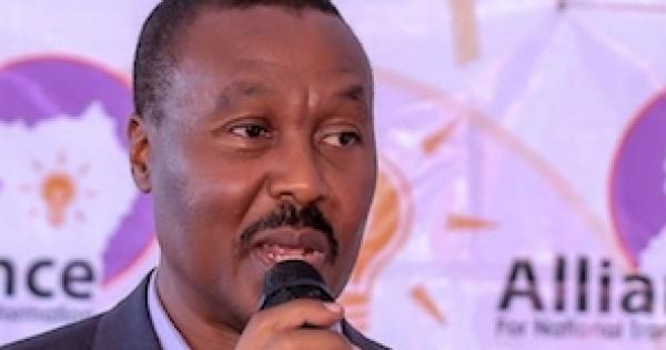 Gen. Muntu steps down from ANT Leadership