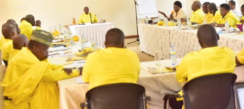 NRM CEC meeting postponed for further consultations on conducting party primaries