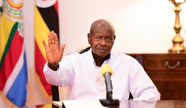 President Museveni to address the nation tonight at 8PM