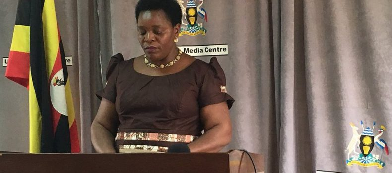 Minister Mutuuzo reiterates the need to continue following ministry of health guidelines