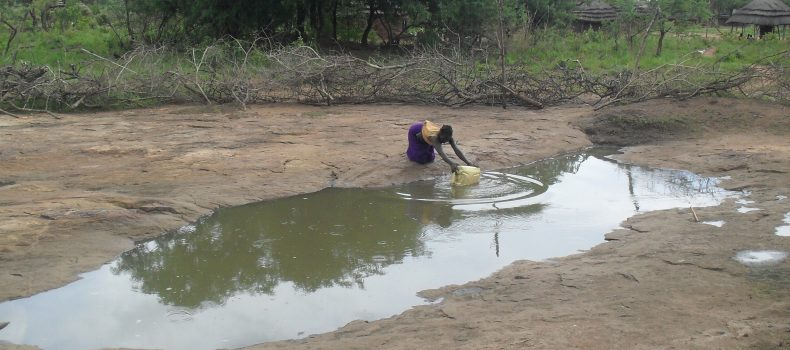 Over 700 residents hit by shortage of water in Kabale
