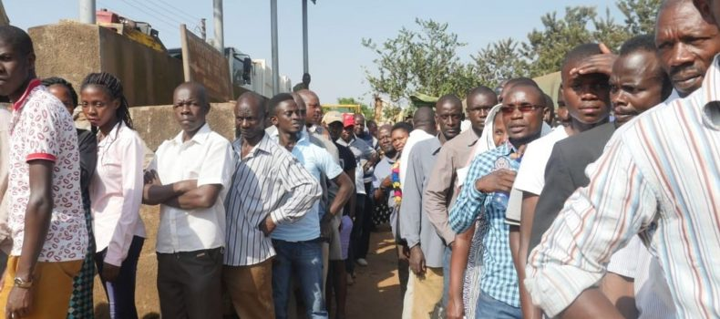 Kazo people scared of lining up during NRM party primary elections