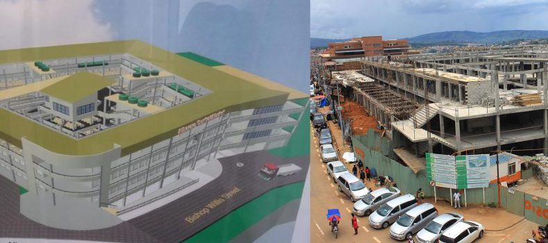 ROKO construction Ltd given one week to complete Mbarara Central Market