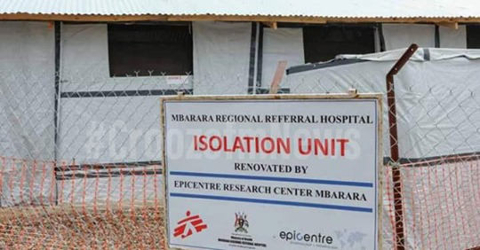 Mbarara Regional Referral Hospital Runs out of COVID-19 Funds