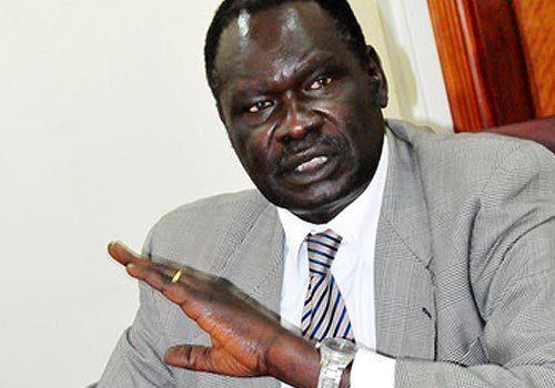 Disaster Minister sues Acholi MPs for Calling him Non-Ugandan