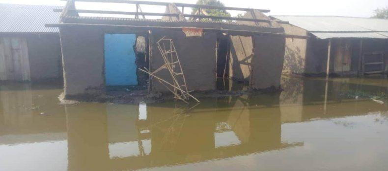 Buliisa district hit by Flash Floods