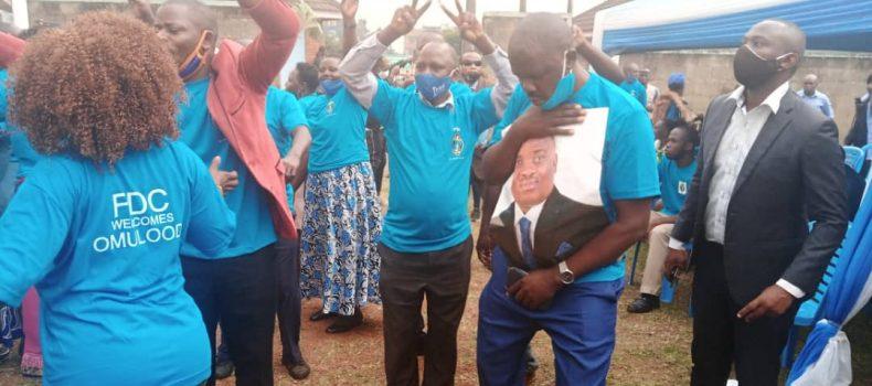 DP's Elias Lukwago joins FDC
