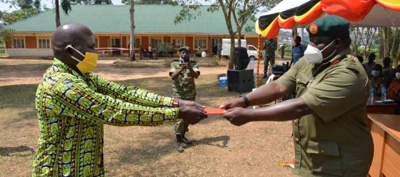 UPDF to retire Over 90 Officers in Mbarara