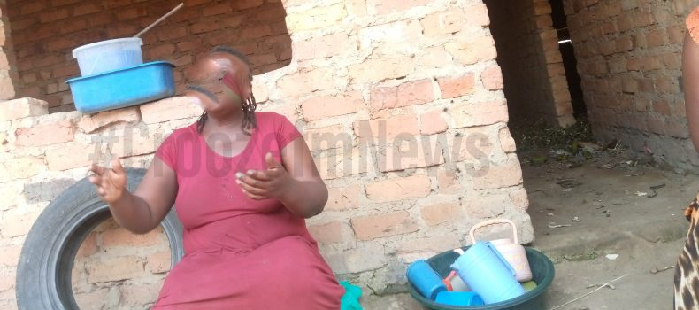 Mbarara woman threatens to commit suicide over loans