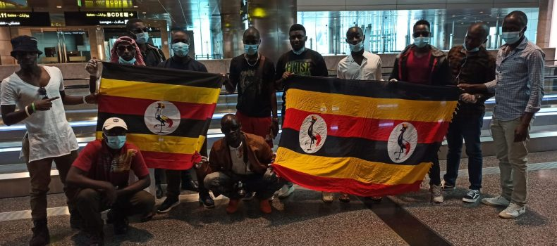 Over 100 Ugandans Repatriated from Europe