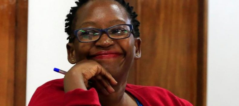 Dr. Stella Nyanzi resigns to join active politics