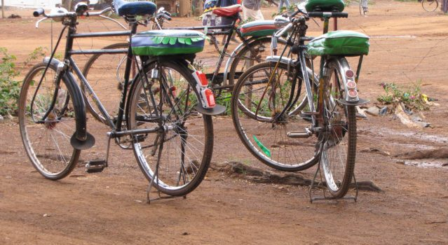 RDC asks residents for bicycle to monitor government work