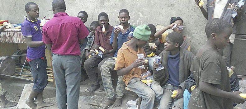 Mbarara police arrests 50 Street Kids