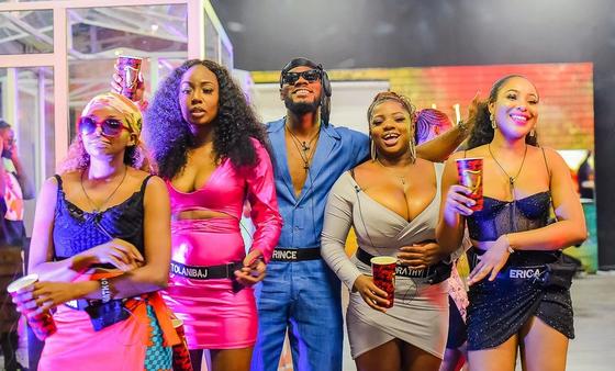 BBNaija Housemates Anxious Ahead of Today's Eviction, Here are Highlights from Last Night's Party