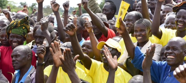 Over 100 FDC Supporters Join NRM