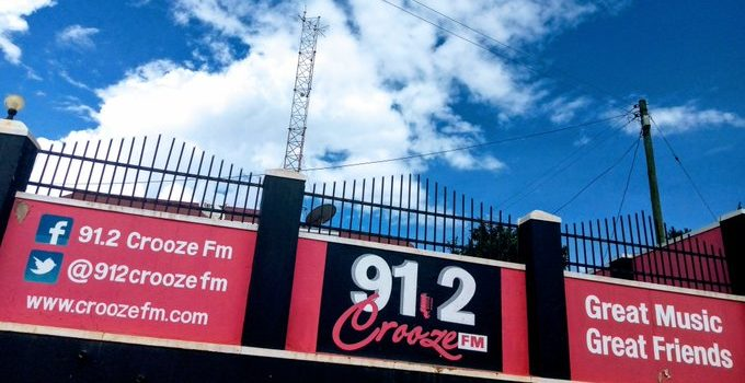 Crooze Fm Political Torch 2020/21 Launched