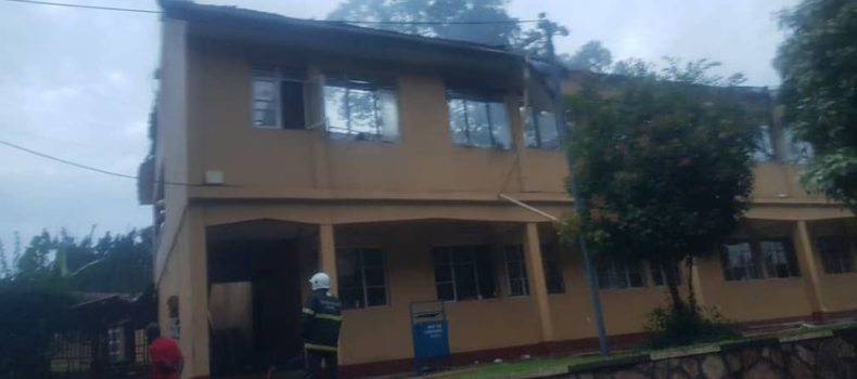 Police Statement on Uganda Martyrs SS Namugongo Fire