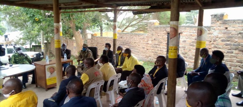 Deal With Politicians Collecting National IDs From Voters – Dr. Tanga Odoi Orders Mbarara RDC
