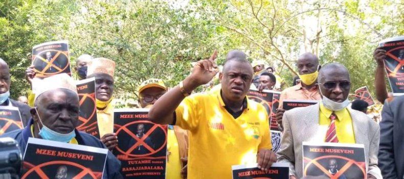 We are Fed up of Hassan Basajjabalaba – Bushenyi NRM Members