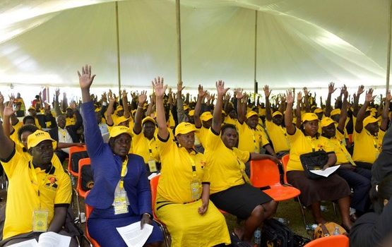 NRM Releases CEC Election Program, To Hold Scientific Delegates' Conference