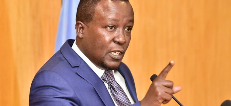 Kabuleta's Case Against EC Dismissed