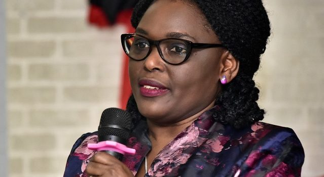 Justice Bamugemereire on the Spot over 'Unlawful' Land Proposals