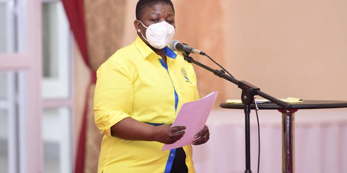 NRM Asks Police to Arrest Politicians Flouting Covid-19 Guidelines