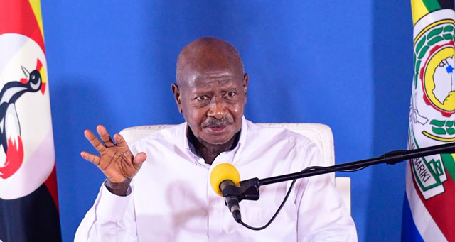 Arrest Anyone Holding Gatherings – President Museveni