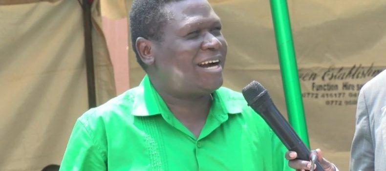 Mao asks Gov't to Release Rwenzururu King Omusinga Charles Wesley Mumbere