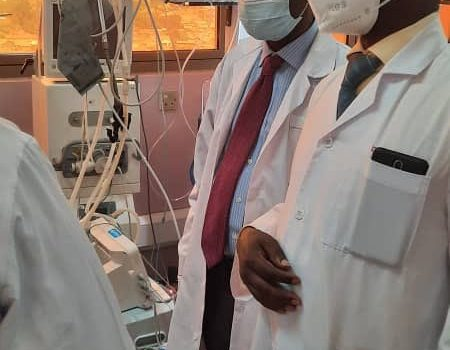 Two Covid-19 Patients Die at Rubaga As Kampala Registers More Cases