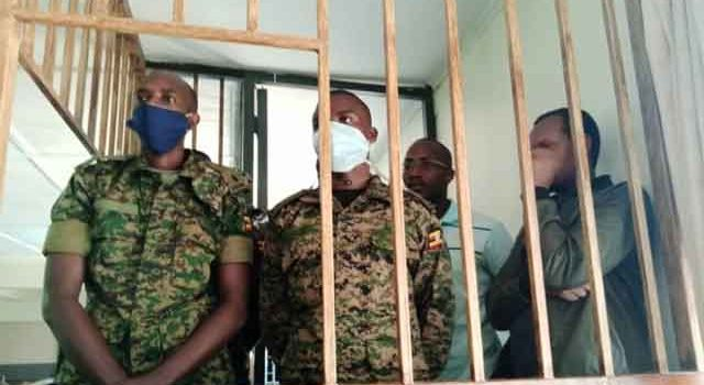 7 Security Officers Remanded For Sharing Sensitive Information to Rwandan Government Agents